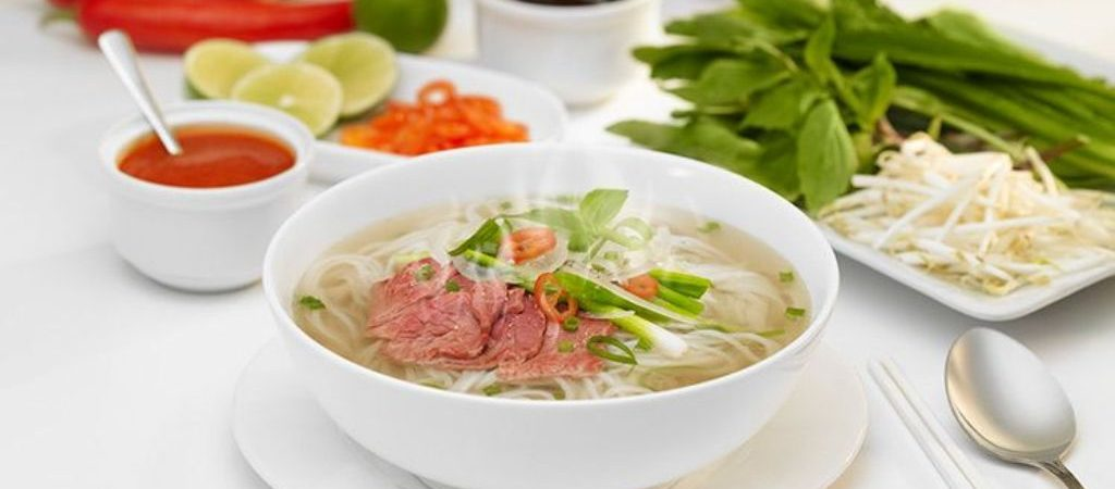Pho13, gastronomie vietnamienne